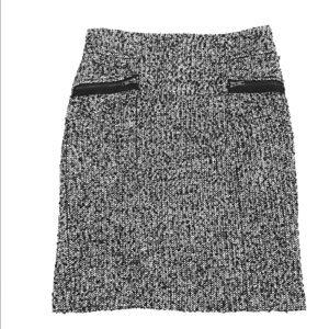 Pencil dress skirt BW